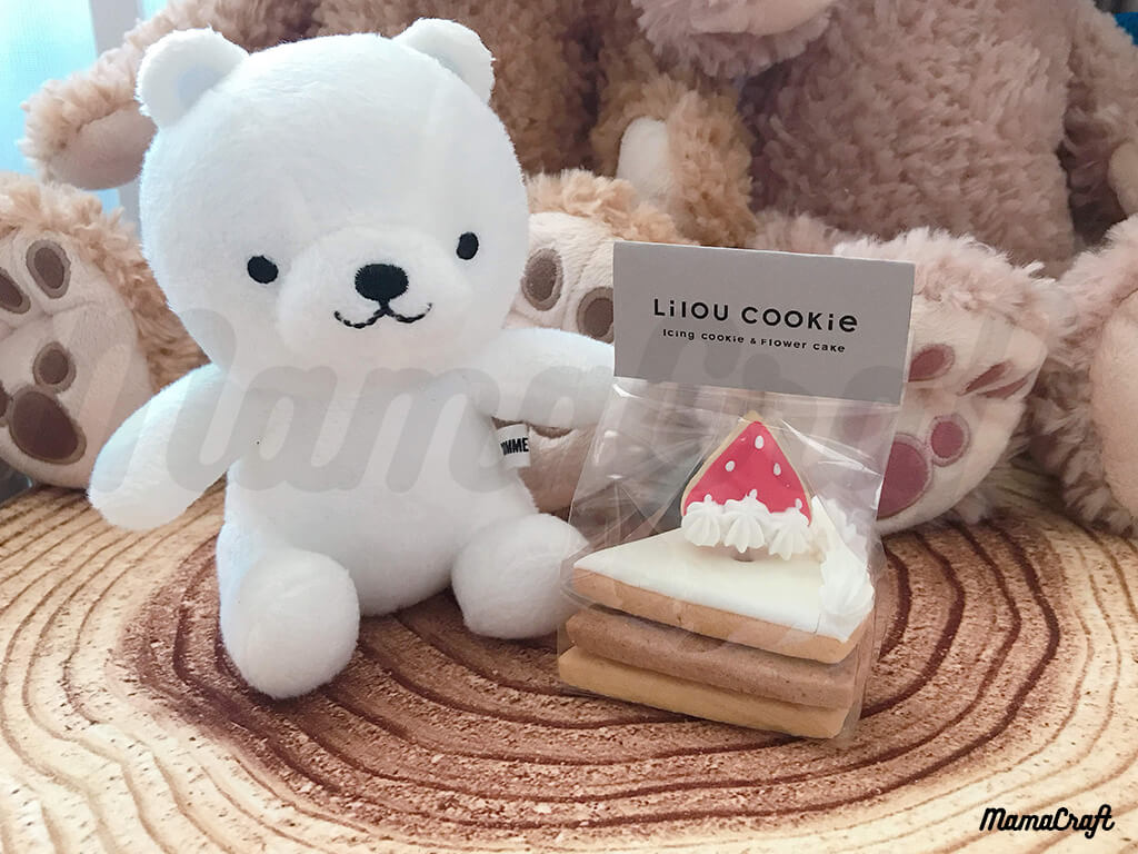 by.mamas アイシングクッキー Lilou cookie