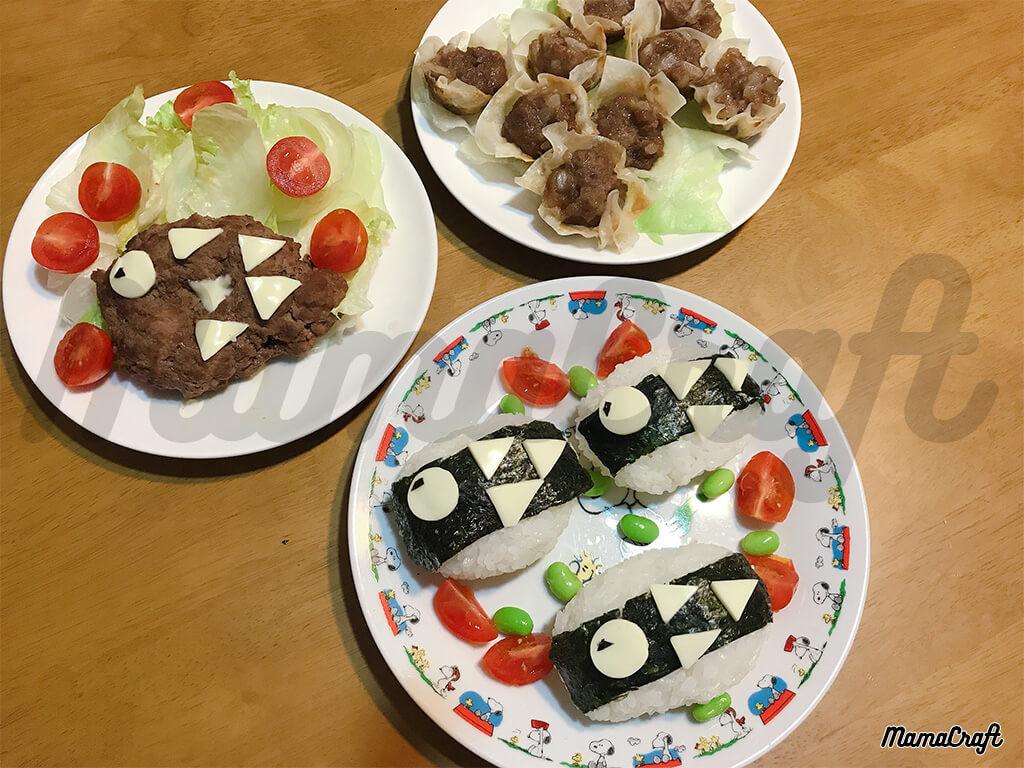 食べむらありの1歳でも◎子どもの日の料理